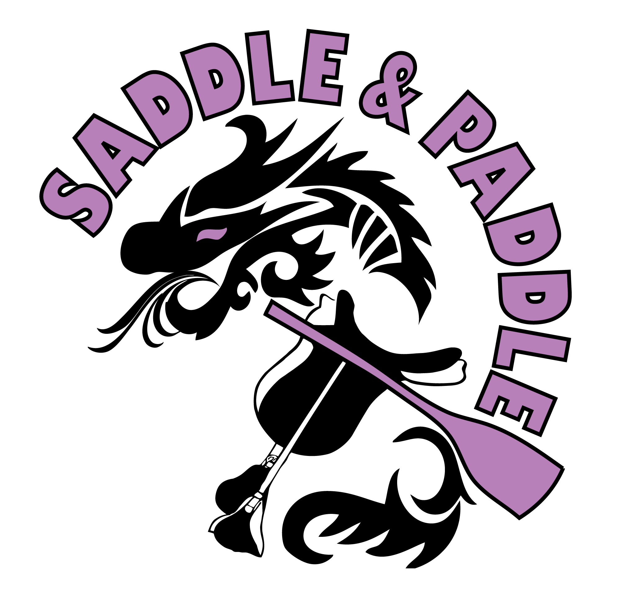 Saddle & Paddle Logo Vector Art 2016_png-01