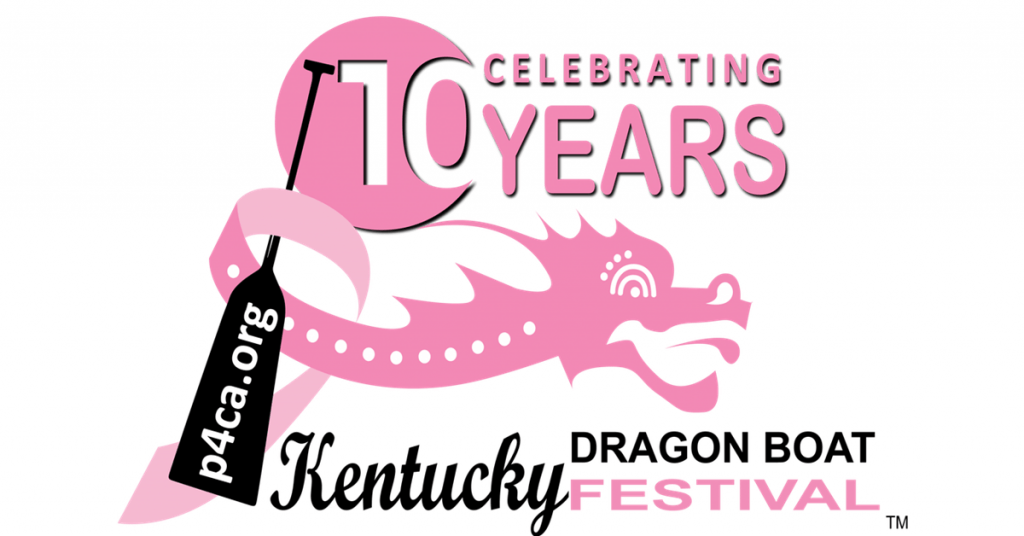 Celebrating 10 Years The Kentucky Dragon Boat Festival